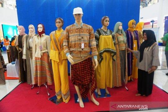 Gandeng desainer lokal, BI tingkatkan eksistensi tenun Lombok