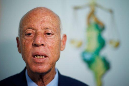 Presiden Tunisia: PBB gagal menjamin hak rakyat Palestina