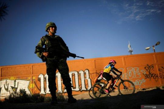 """AS temukan terowongan """"canggih"""" di bawah perbatasan dengan Meksiko"""