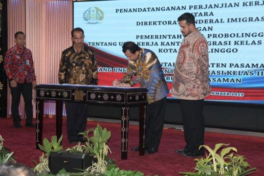 Imigrasi siap layani masyarakat di Probolinggo dan Pasaman