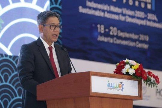 PUPR targetkan pembiayaan 10 juta sambungan air minum pada 2020-2024