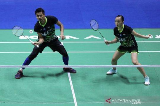 Babak pertama Hong Kong Open, Owi/Winny dihadang Hoki/Nagahara