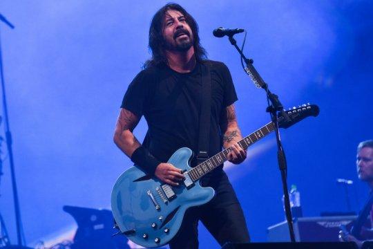 """Foo Fighters rilis EP """"Roswell"""", rayakan hari berburu alien di Area 51"""