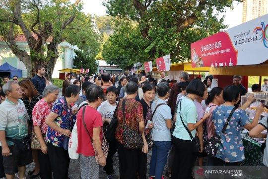 Festival Kuliner dan Budaya Nusantara di Makau