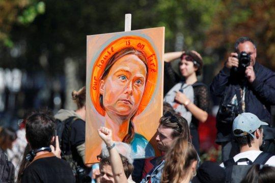 Puluhan ribu pelajar Selandia Baru gelar aksi protes perubahan iklim