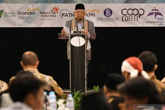Ma'ruf Amin : ketimpangan impor pangan masih besar