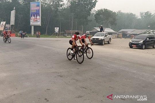 Tour de Siak etape III dibatalkan akibat asap tebal