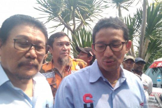 Sandiaga Uno: Kasihan Pak Anies jomblonya kelamaan