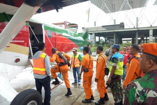 Pencarian pesawat hilang di Papua dilanjutkan Sabtu siang