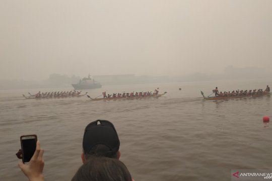 Pontianak International Dragon Boat akan dijadikan agenda tahunan