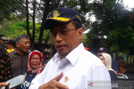 Menhub sebut aktivitas penerbangan sudah ada di Kalimantan