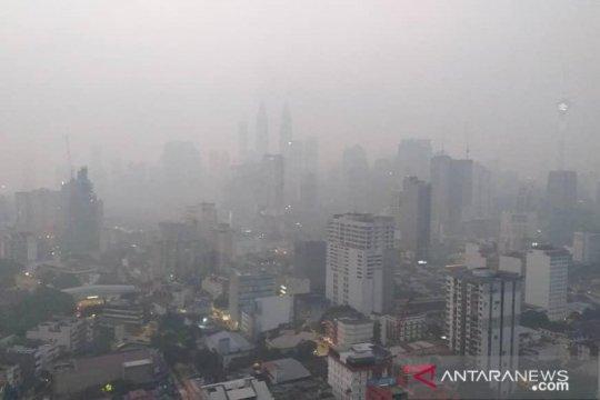 Kualitas udara di Malaysia diprediksi membaik