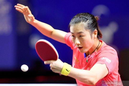 Liu Shiwen melaju ke semifinal Kejuaraan Tenis Meja Asia