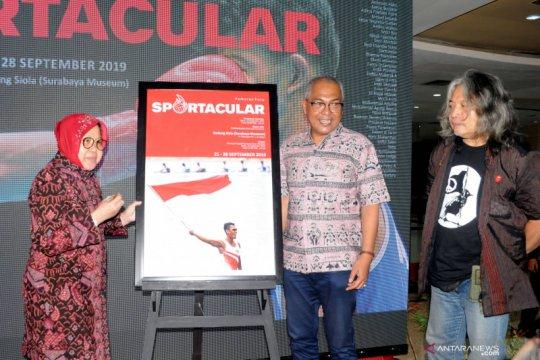 """Kantor Berita Antara gelar pameran fotografi bertajuk """"Sportacular"""""""