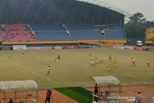 Sriwijaya FC taklukkan Persibat Batang 2-1