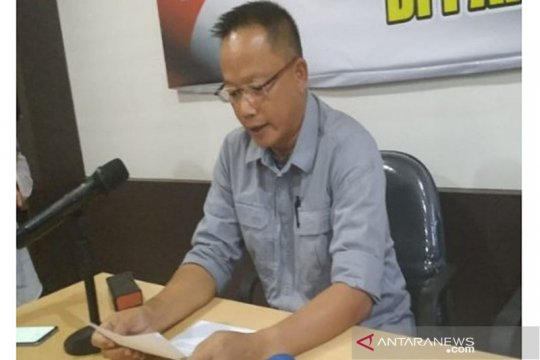 Ditkrimum Polda Papua lakukan olah TKP di Kampung Olen