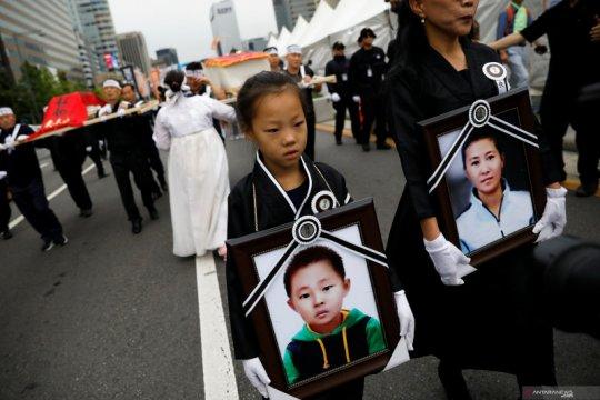 Para pembelot siapkan paket ke Korea Utara, meski ketegangan meningkat