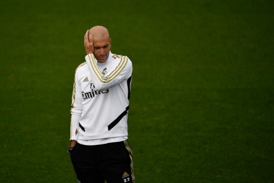 Zidane hengkang jika Madrid tak lagi mendukungnya