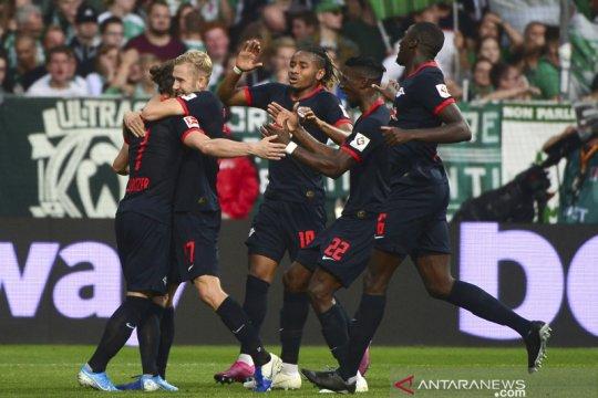 Klasemen Liga Jerman, Bayern sempat pinjam pucuk klasemen dari Leipzig