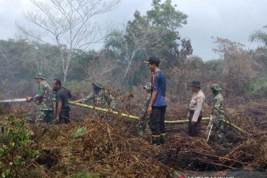 Karhutla di Leuhan, Aceh Barat berhasil dipadamkan
