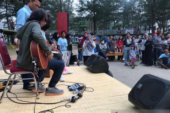 """Andi Babas """"Boomerang"""" dukung jeda iklim di Bengkulu"""