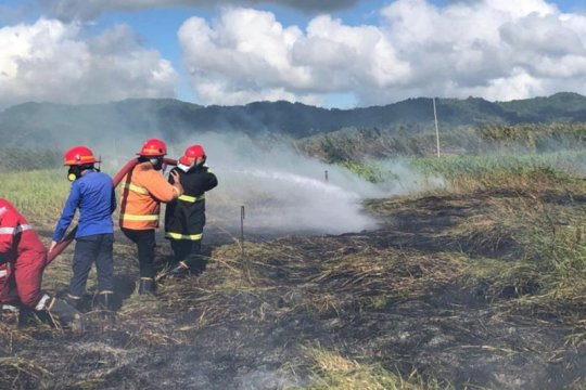 Sulut masih aman dari kiriman asap karhutla Kalimantan