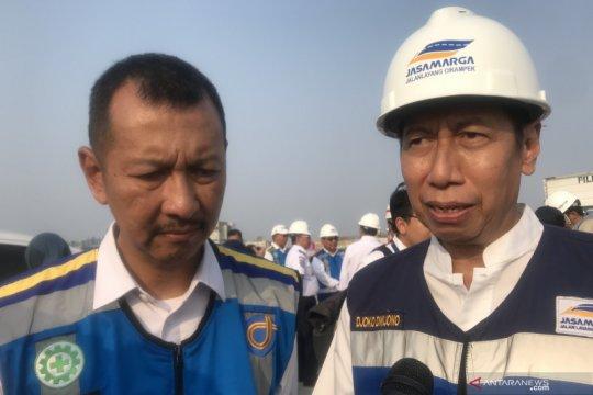 Tarif Tol Layang Jakarta-Cikampek diusulkan Rp1.250 per km