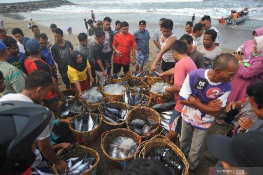 Harga ikan anjlok terdampak Corona, nelayan kurangi frekuensi melaut