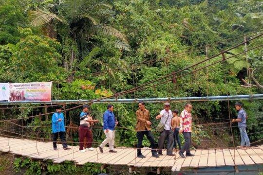 Dompet Dhuafa Singgalang kenalkan Batu Busuk sebagai desa wisata