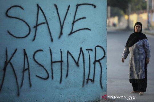 India batasi akses di Kashmir setelah PM Pakistan berpidato di PBB