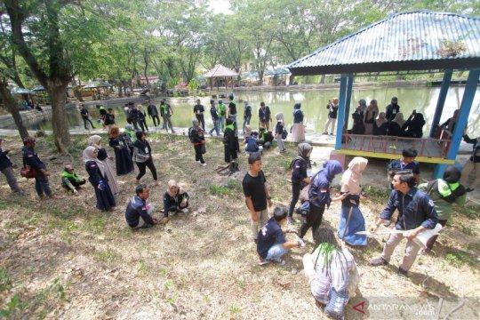GenBI Gorontalo gelar aksi Indonesia Bersih di Bone Bolango