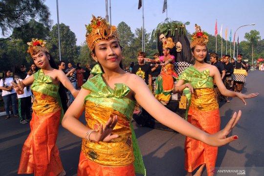 Karnaval Budaya Gebyar Nusantara 2019