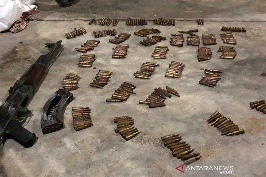 Polda Aceh sita senjata api dan ratusan peluru AK milik KKB Abu Razak