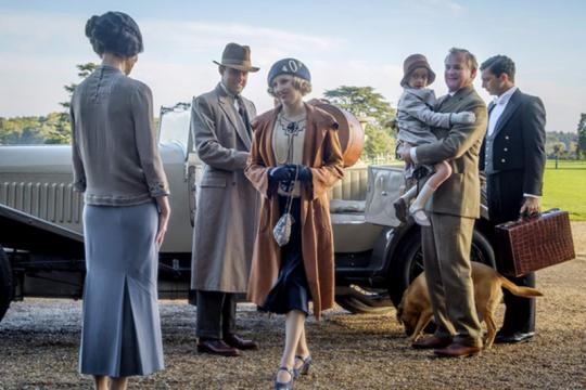 """""""Downton Abbey"""" kalahkan """"Rambo"""" dan """"Ad Astra"""" di box office AS"""
