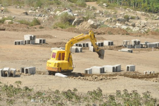 Setahun Bencana Sulteng - BPN siapkan lahan hunian tetap 459 hektare