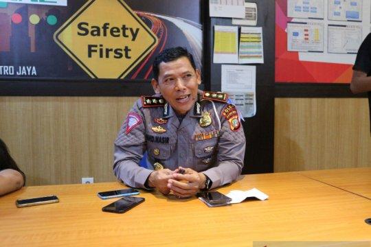 Polisi: Pelanggar jalur khusus sepeda terancam tilang Rp500 ribu