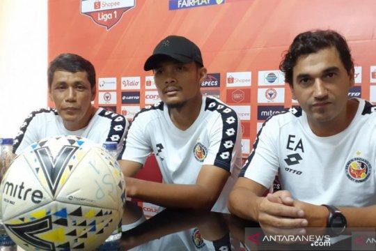 Semen Padang FC akan didampingi pelatih asal Portugal hadapi Perseru