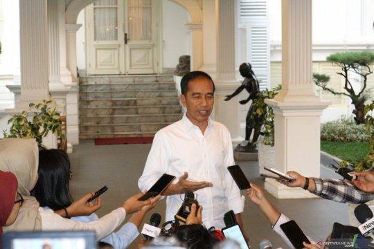 Presiden persilakan masyarakat sampaikan masukan kepada DPR