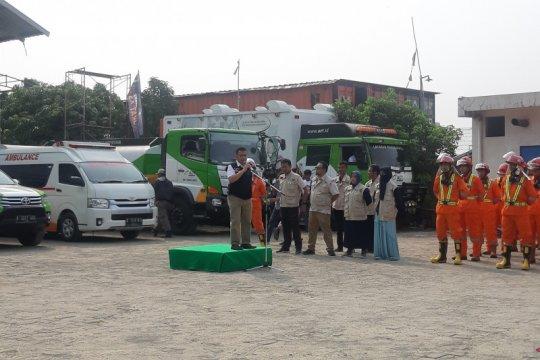 ACT berangkatkan 100 relawan dan 100 ton bantuan pangan ke Riau