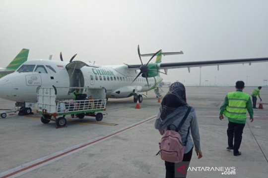 Akibat kabut asap, Wings Air gagal mendarat di Nagan Aceh