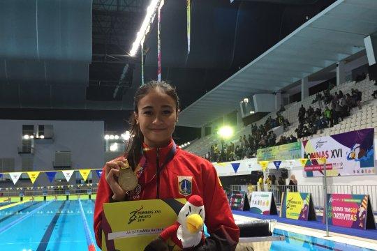Kania Ratih pecahkan rekornas 50m gaya bebas putri