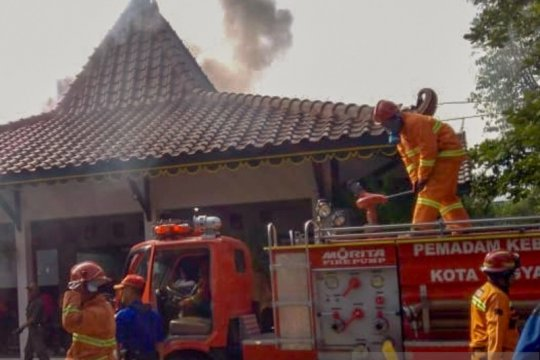 Yogyakarta bentuk satuan relawan kebakaran di kelurahan
