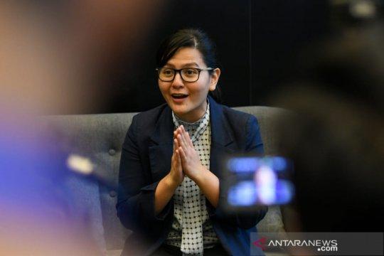 Mantan Sekjen PSSI Ratu Tisha putar haluan jadi komisaris perusahaan