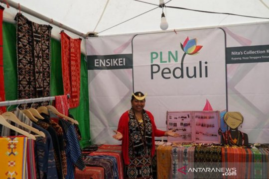 UMKM NTT binaan PLN ikut Festival Indonesia di Korea Selatan