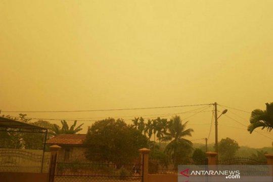 Kualitas udara Jambi kategori sangat tidak sehat hingga berbahaya