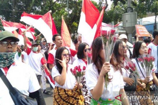 Srikandi Milenial desak segera lantik pimpinan KPK terpilih