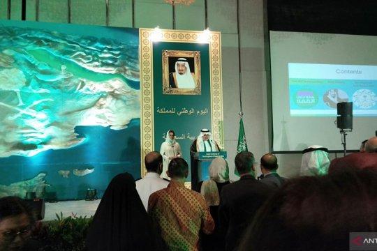 Kedutaan Besar Arab Saudi rayakan HUT ke-89