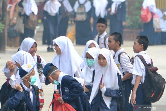 Palembang liburkan sekolah tiga hari akibat kabut asap