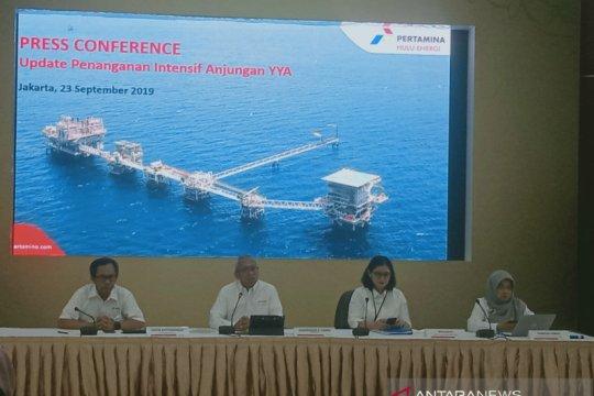 PHE ONWJ kendalikan kebocoran minyak di pantai utara Karawang