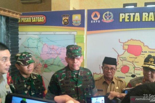 Pangdam II Sriwijaya: Pemabakar hutan penghianat bangsa
